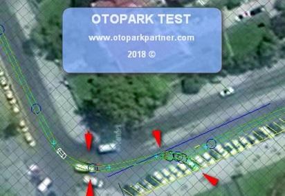 Otopark Yerleşim ve Uygulama Proje Referansları