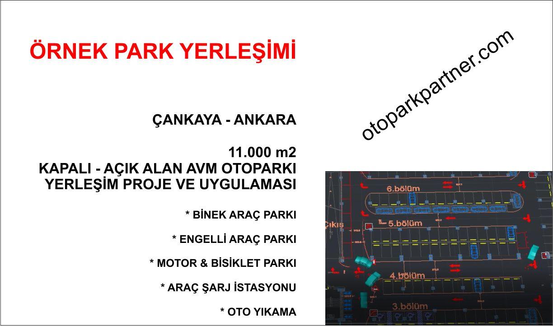 AVM Otoparkı Çalışması - Ankara