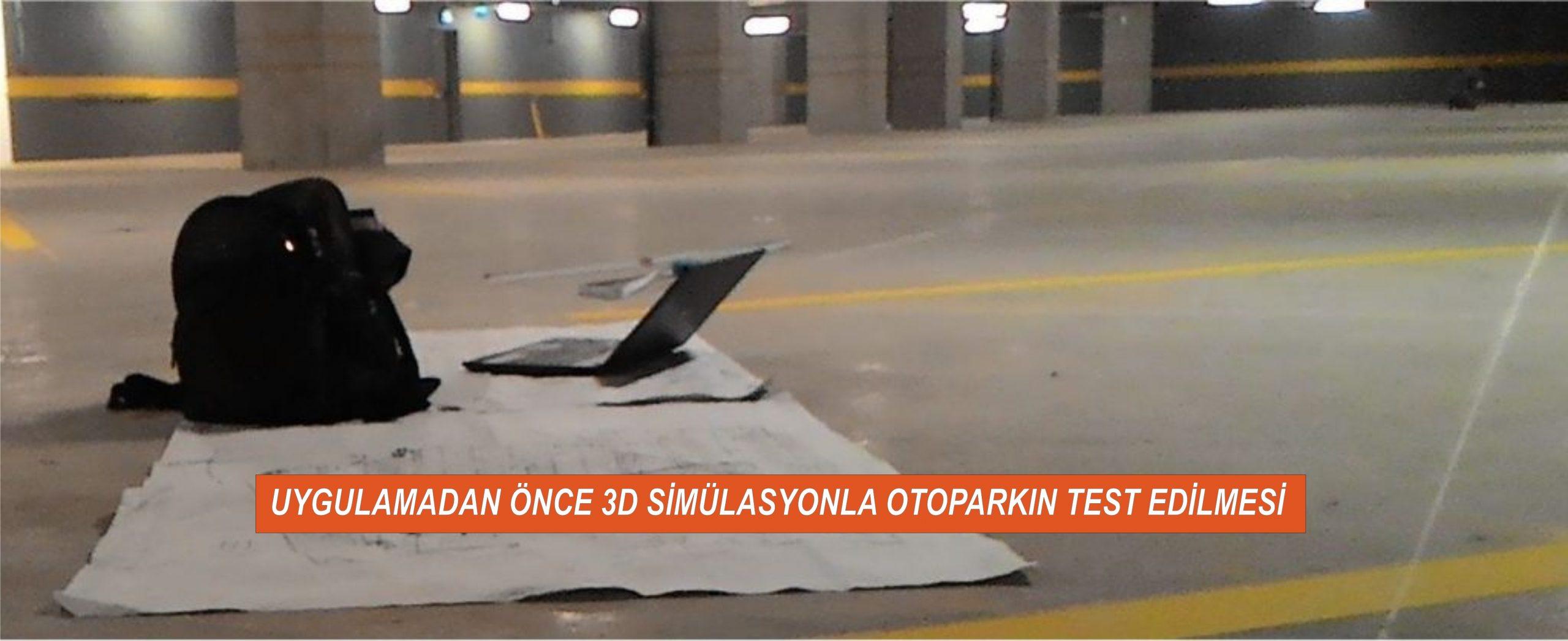 OTOPARK DANIŞMANLIK SERVİSİ